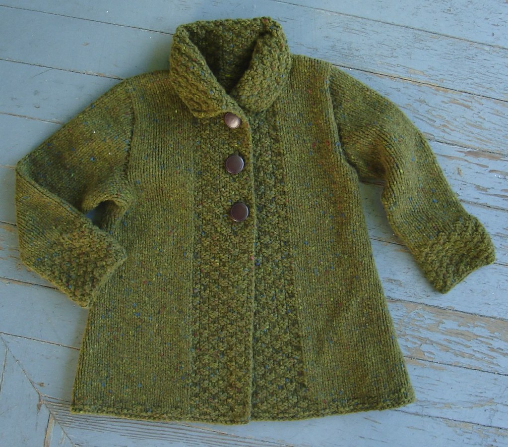 Knitting Pattern Swing Jacket : flint knitss most interesting Flickr photos Picssr