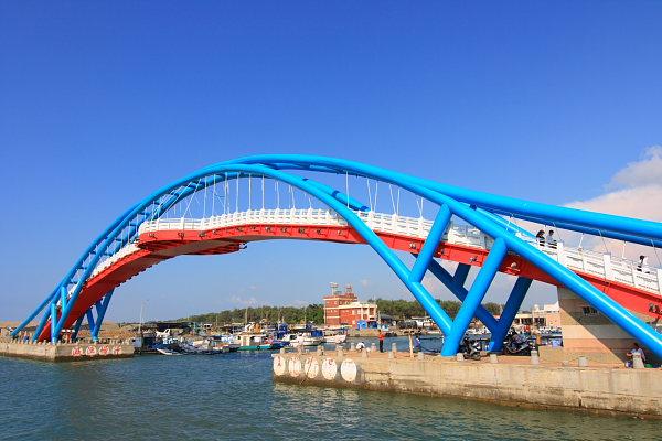 3K31永安漁港-彩虹橋
