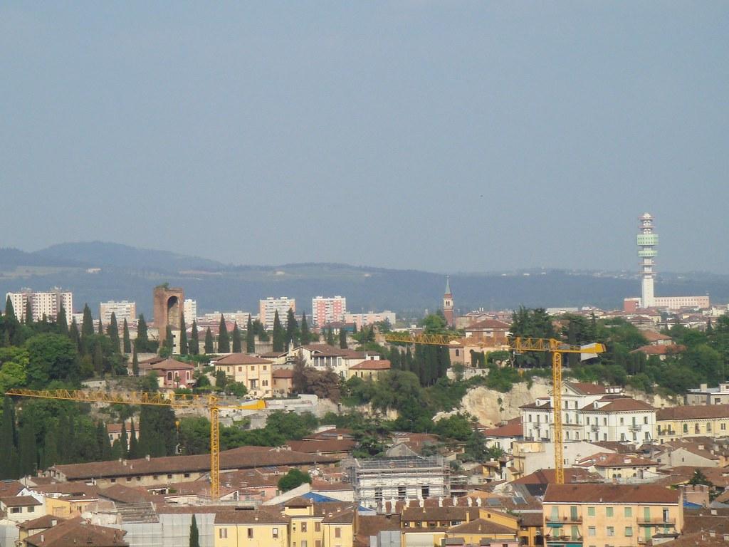 Borgo Venezia e Torre Telecom