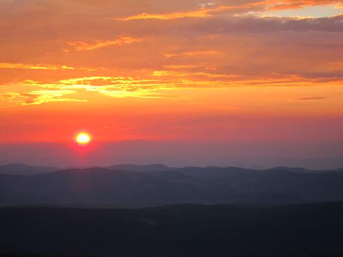 sunrise vista appalachiantrail trail:name=appalachiantrail trail:mile=17079