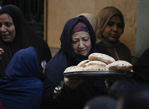 EGYPT/BREAD