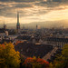 * Zurich sunset * by dmkdmkdmk