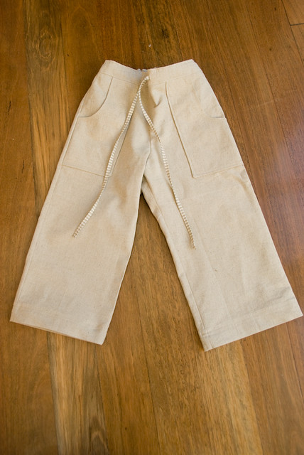 Oliver + S sandbox pants