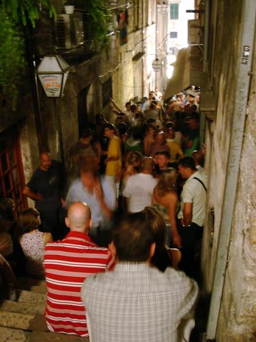 Dubrovnik Alley