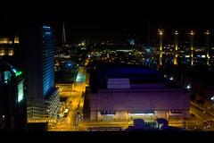 Over Kansas City (Night)