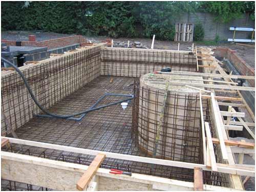 Sistemas actuales de construccion de piscinas for Construccion de piscinas con ladrillos