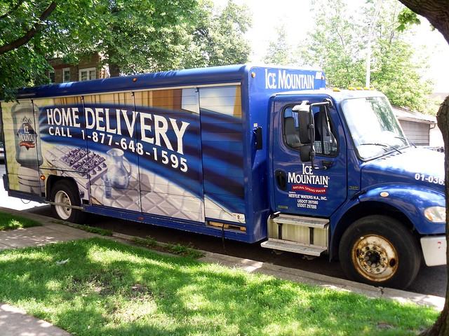 Illinois Water Delivery Delivery Service