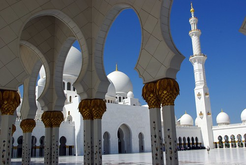 The Grand Mosque - Abu Dhabi, Zayed Mosque