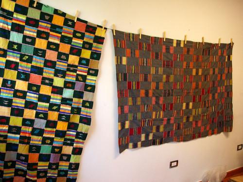 Forum rovestire una parete con tessuti ikea for Ikea stampe parete