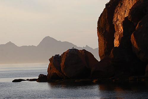 ocean sea topf25 rock topv2222 sunrise mexico rocks topv1111 amanecer bajacalifornia baja topv3333 topv4444 loreto amanhecer bcs topv25 peñasco loretobay challengeyouwinner aplusphoto superhearts