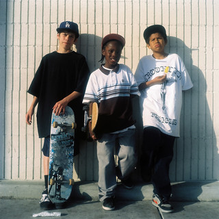 Echo park skate kids who say they know about N.W.A