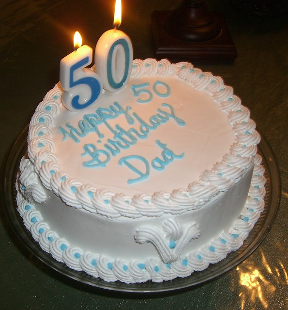 Cake Designs For Fathers Birthday : Dad s birthday cake Flickr - Photo Sharing!