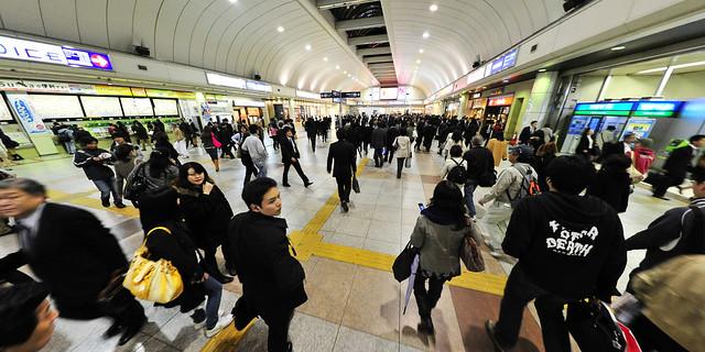 川崎駅 Kawasaki Station