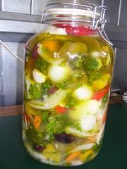 4LT Pickled Vegetables