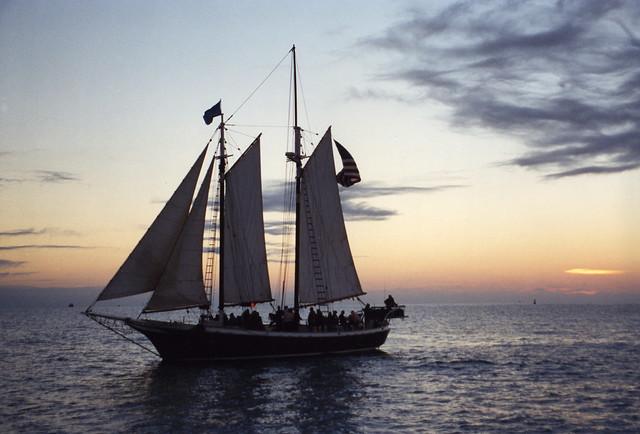 2000 Key West Schooner from Flickr via Wylio