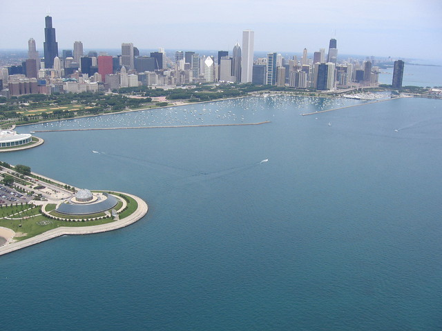 Header of Adler Planetarium