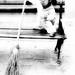 Apprentice Street Sweeper por Carl Campbell