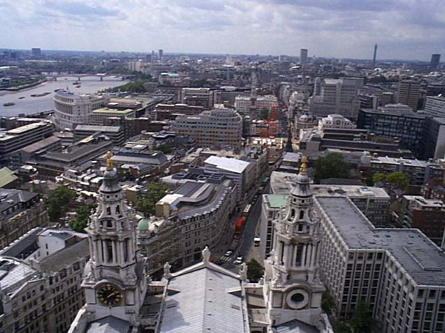 From the top of St. Paul's (1998)