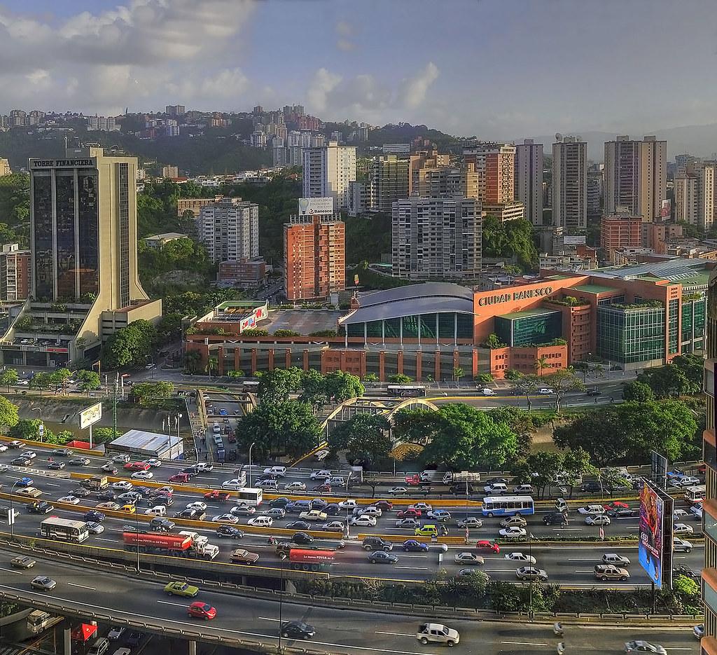 Caracas (Venezuela). Ciudad Banesco.