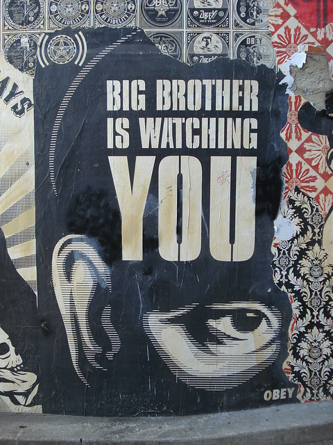 Obey Giant LosAngeles Street Art | Flickr - Photo Sharing!