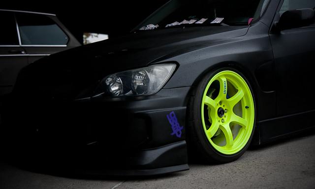 Rims On Car App >> neon green rims   Explore richardwan's photos on Flickr. ric…   Flickr - Photo Sharing!