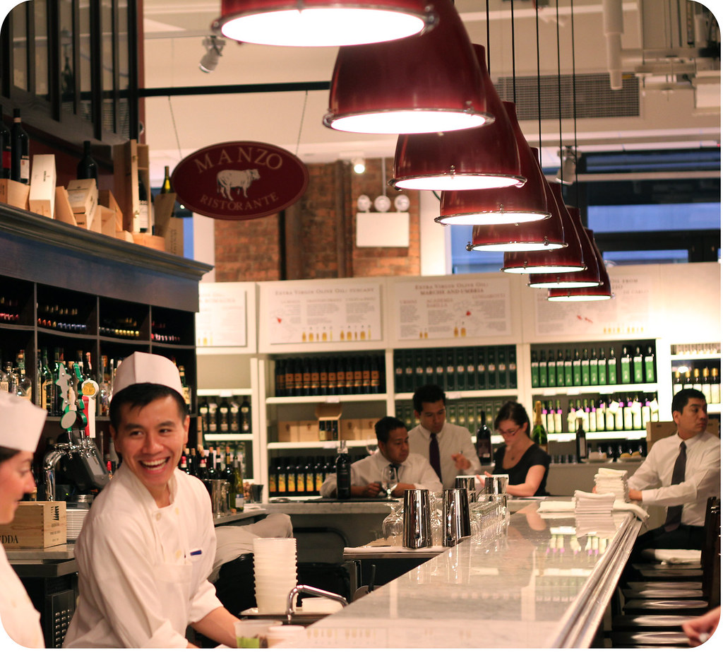 Eataly, New York