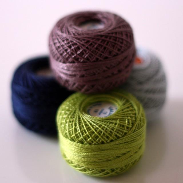 Valdani Pearl Cotton Embroidery Thread  Flickr  Photo