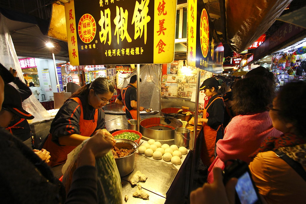 Taiwan Foodie Tour