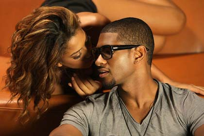 "Usher Video for ""Trading Places"""
