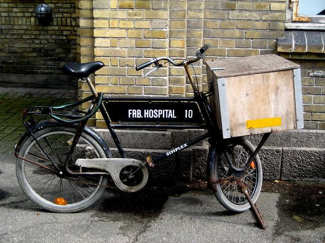 FRB Hospital Bike