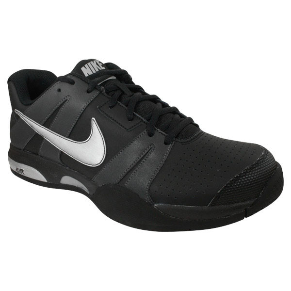 nike air max courtballistec 2 1 s tennis shoes black