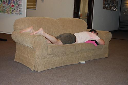 VPO sleeping