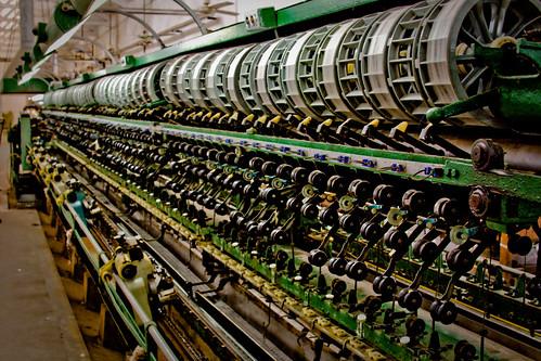 Silk Factory Machinery