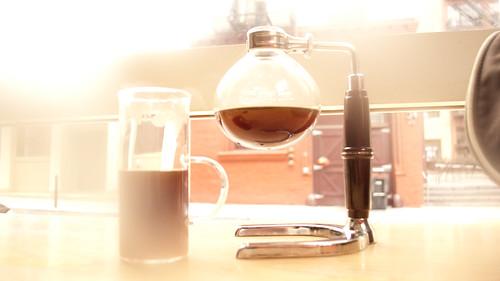 Awaking from a steampunk caffeine nap.
