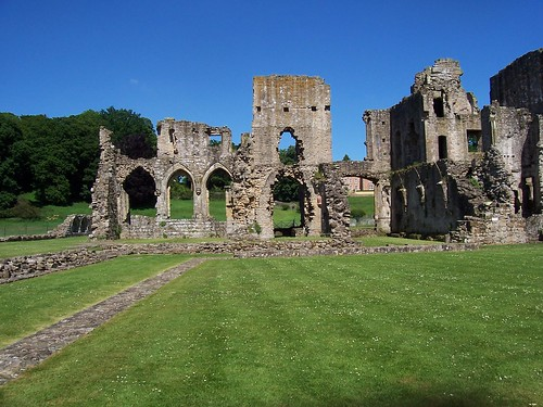 Ruins Easby Abbey