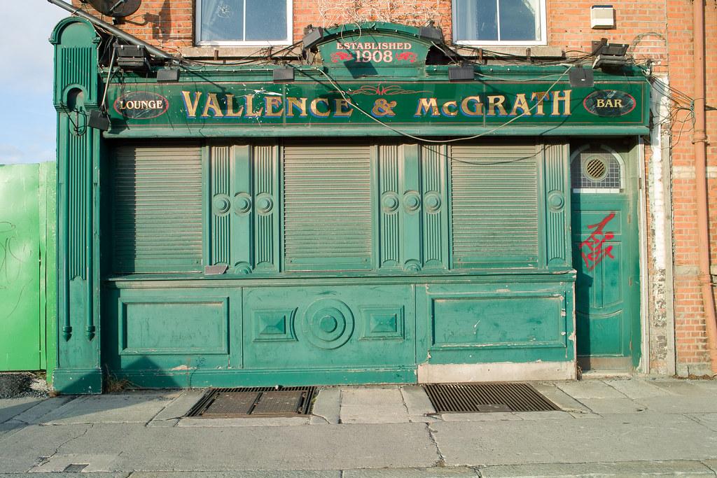 Dublin Docklands - Vallence & McGrath - Established 1908