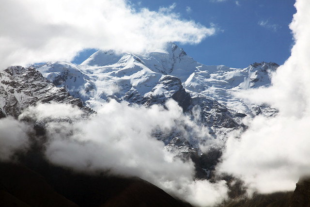 Kongur Tagh コングール山