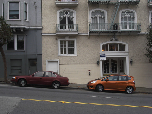 Anza Vista / Laurel Heights; San Francisco (2010)