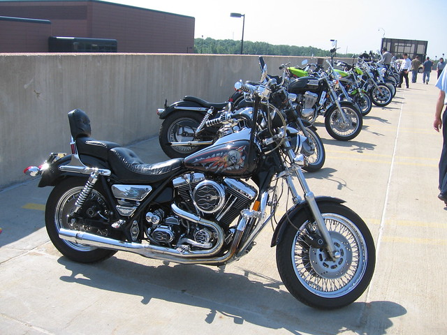 Original 1991 Harley Fxr: 1991 Harley Davidson Fxr S