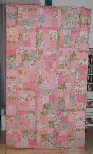 roze quilt