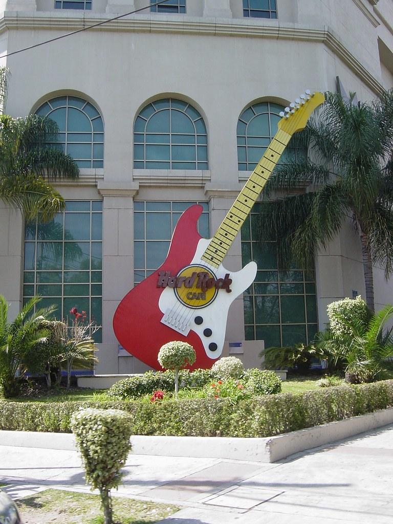Hard Rock Caf\xe9 Guadalajara