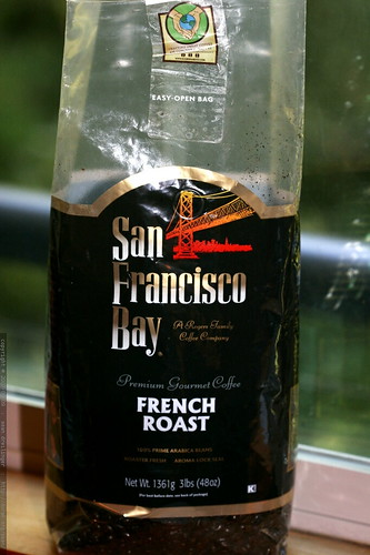 thrown overboard   san francisco bay french roast    MG 4082