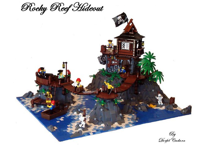 Lego Pirates Creations A Gallery On Flickr