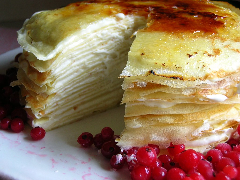 The Real Crepe Cake (2)