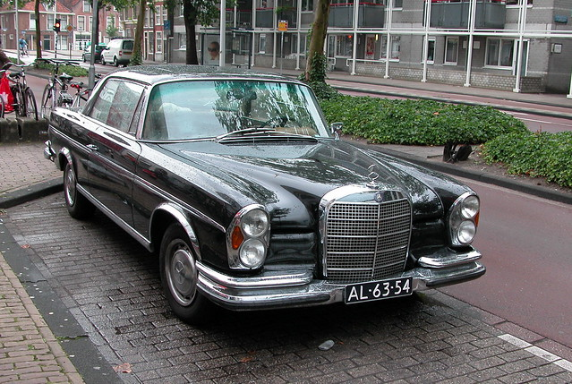 Respot of a 1969 mercedes benz 280 se 3 5 coupe flickr for 1969 mercedes benz 280 se convertible