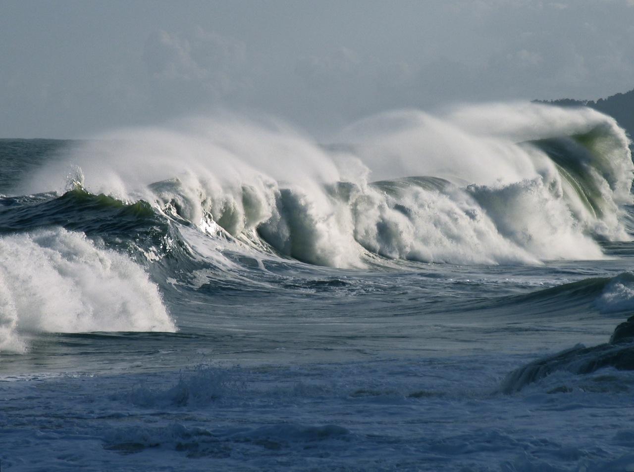 La forza del mare al servizio dell'energia