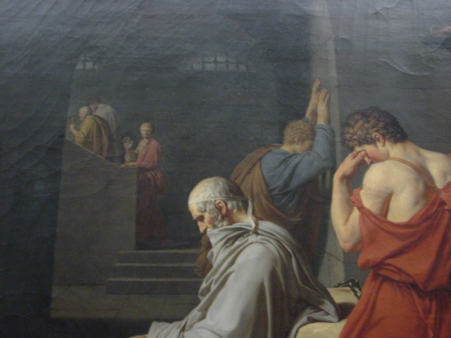 death socrates essays Socrates on why death is a blessing david's depiction of socrates death contains many historical inaccuracies popular essays vision mission citizen.
