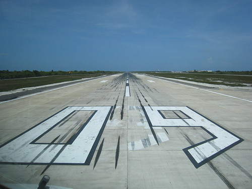 Position and hold in Punta Cana, D.R.