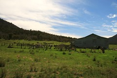 Orroral Woolshed