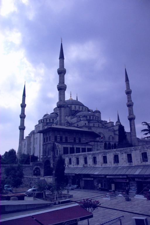 Sultanahmet Mosque | Istanbul through my eyes